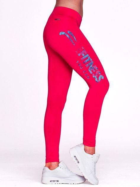 legginsy sportowe dla kobiet