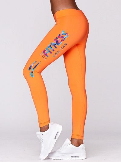 damskie legginsy sportowe